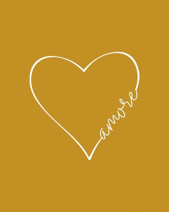 Shop Amore Heart Sweatshirt