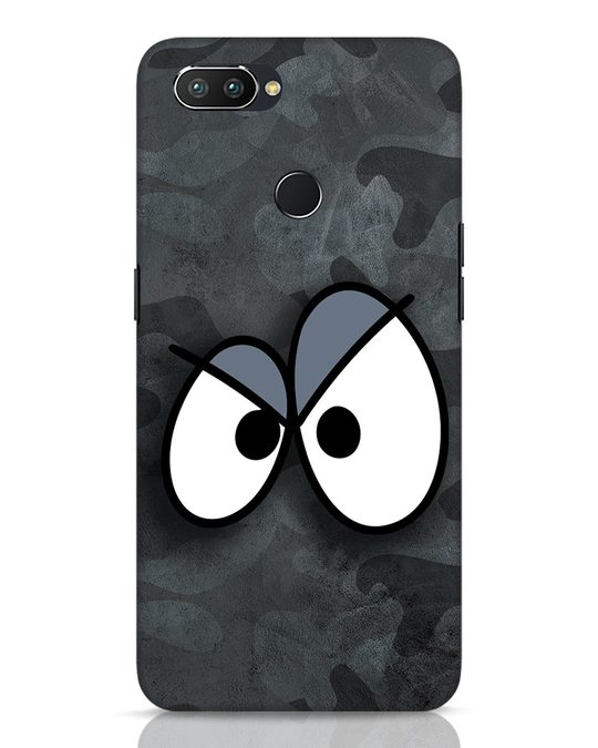 Shop Angry Camo Realme 2 Pro Mobile Cover-Front
