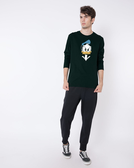 Shop Angry Donald Full Sleeve T-Shirt (DL)-Full