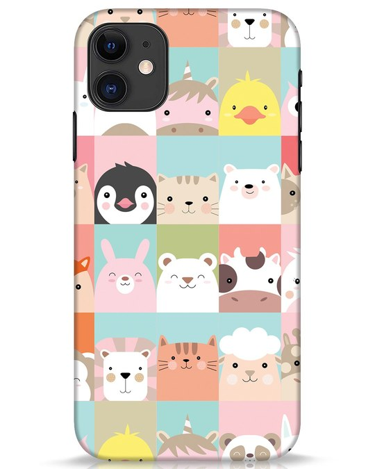 Shop Animal Farm iPhone 11 Mobile Cover-Front