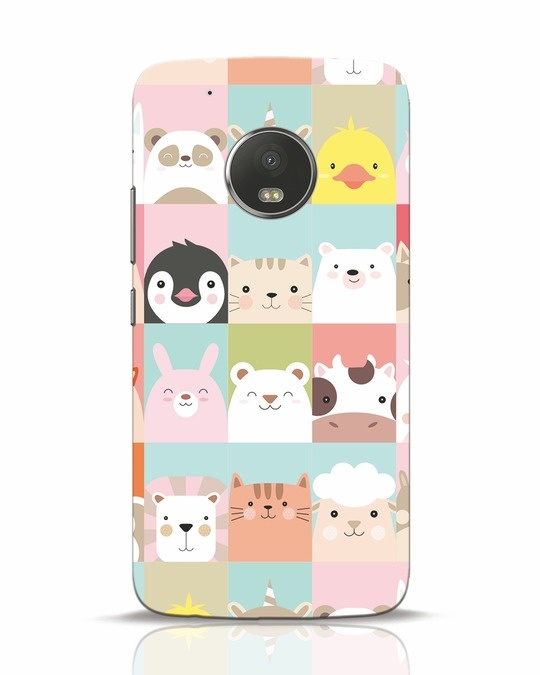 Shop Animal Farm Moto G5 Plus Mobile Cover-Front