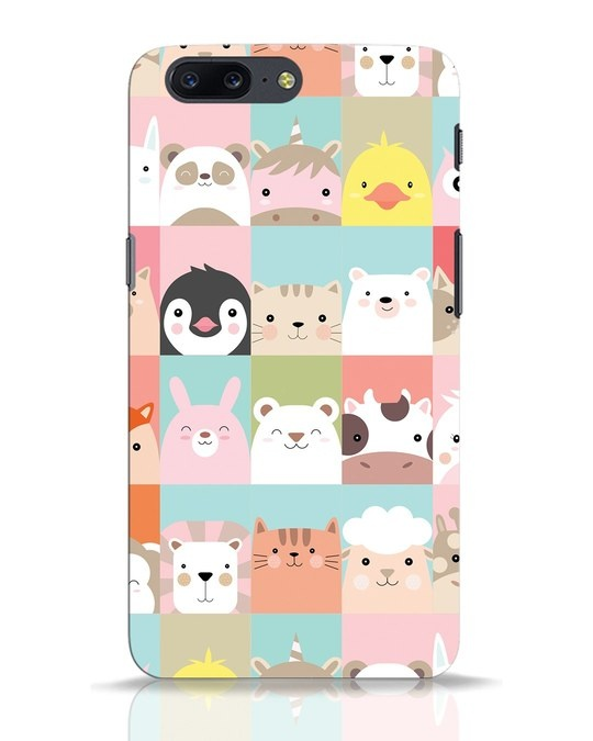 Shop Animal Farm OnePlus 5 Mobile Cover-Front