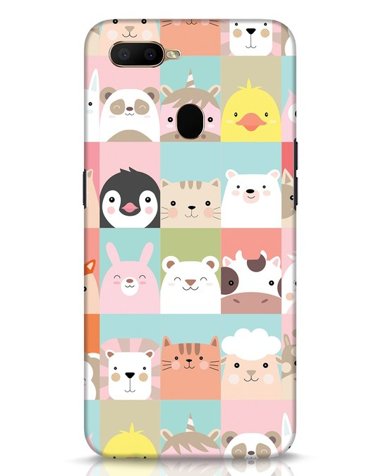 Shop Animal Farm Oppo A5s Mobile Cover-Front