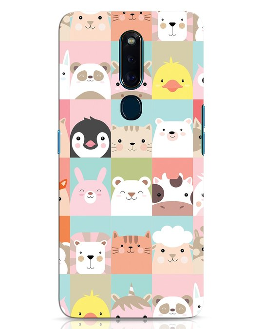 Shop Animal Farm Oppo F11 Pro Mobile Cover-Front