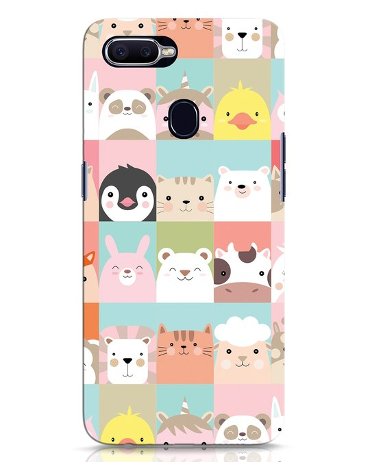 Shop Animal Farm Oppo F9 Pro Mobile Cover-Front