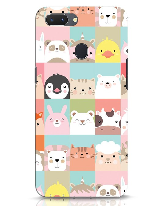 Shop Animal Farm Realme 2 Mobile Cover-Front
