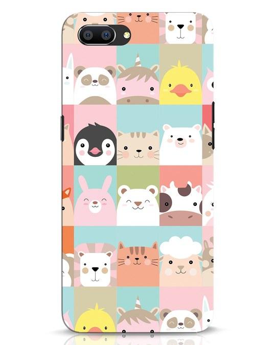 Shop Animal Farm Realme C1 Mobile Cover-Front