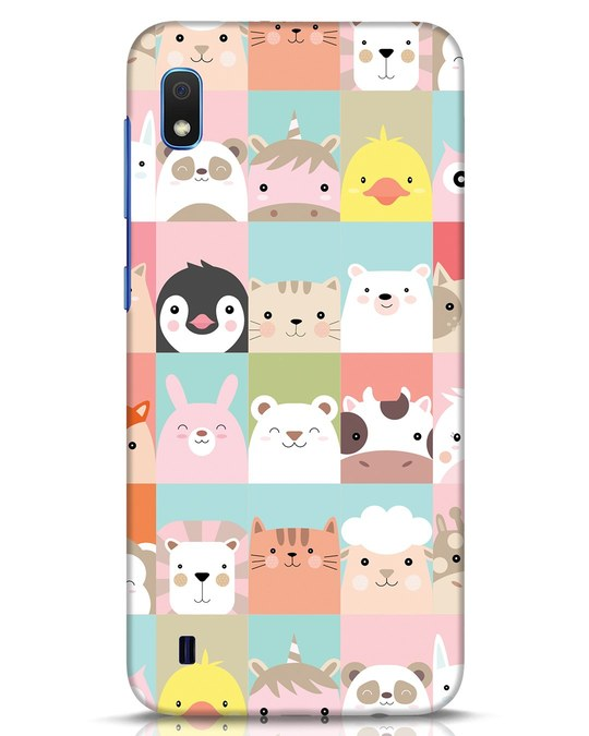 Shop Animal Farm Samsung Galaxy A10 Mobile Cover-Front