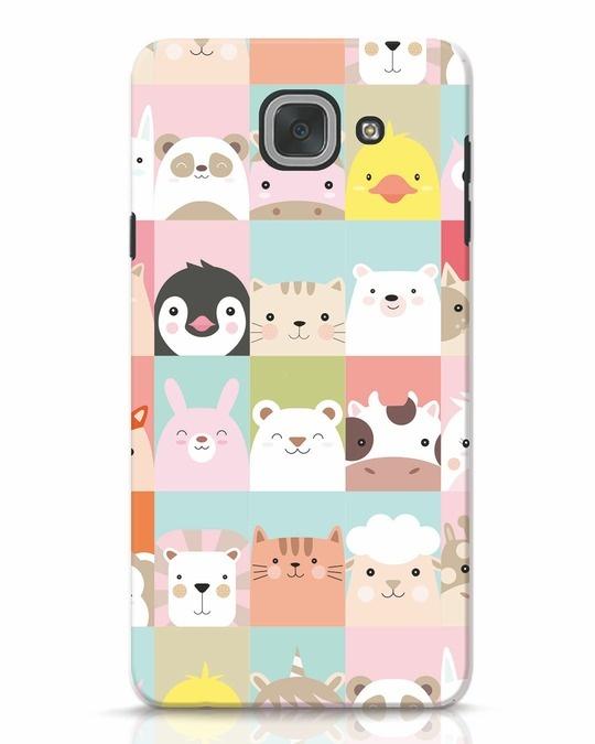 Shop Animal Farm Samsung Galaxy J7 Max Mobile Cover-Front