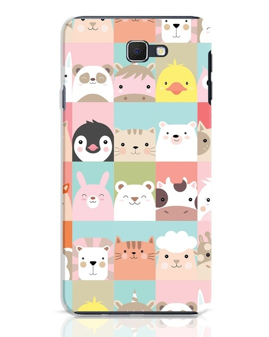 Shop Animal Farm Samsung Galaxy J7 Prime Mobile Cover-Front