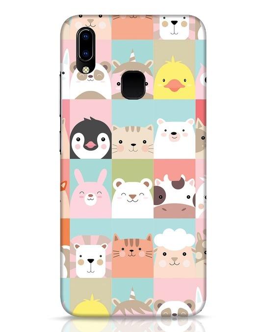 Shop Animal Farm Vivo Y93 Mobile Cover-Front