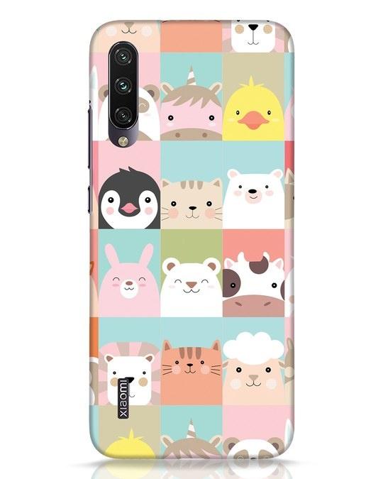 Shop Animal Farm Xiaomi Mi A3 Mobile Cover-Front