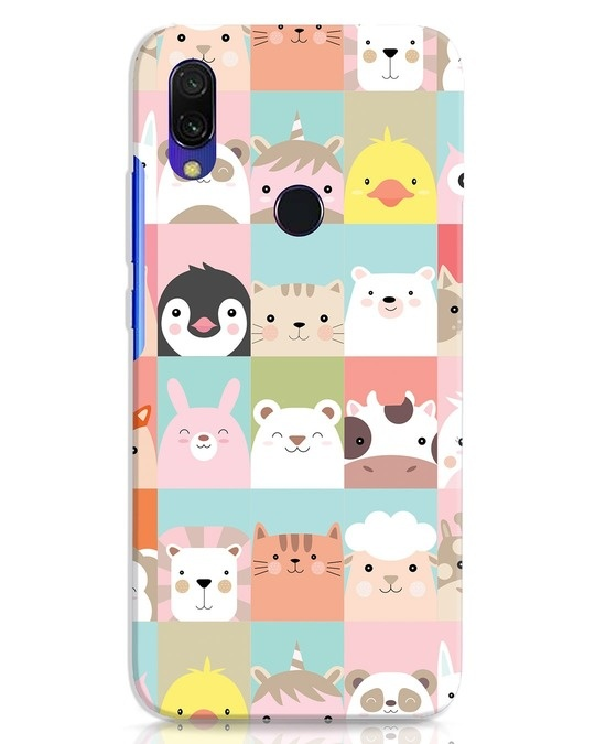Shop Animal Farm Xiaomi Redmi 7 Mobile Cover-Front