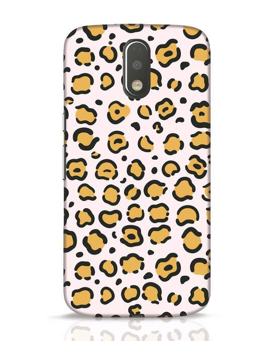 Shop Animal Pattern Moto G4 Plus Mobile Cover-Front