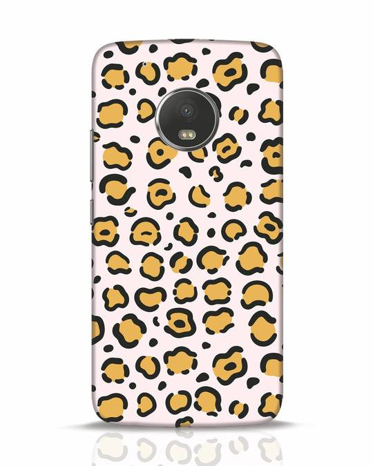 Shop Animal Pattern Moto G5 Plus Mobile Cover-Front