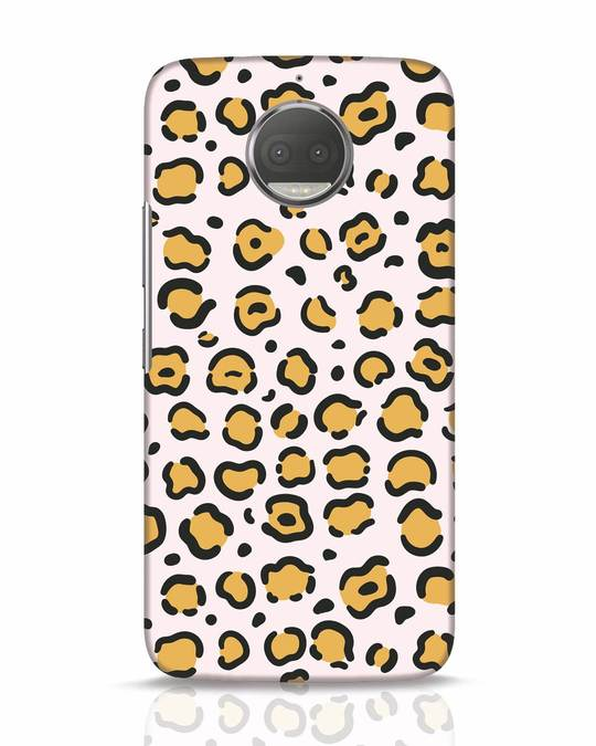 Shop Animal Pattern Moto G5s Plus Mobile Cover-Front