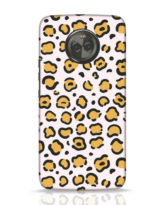 Shop Animal Pattern Moto X4 Mobile Cover-Front