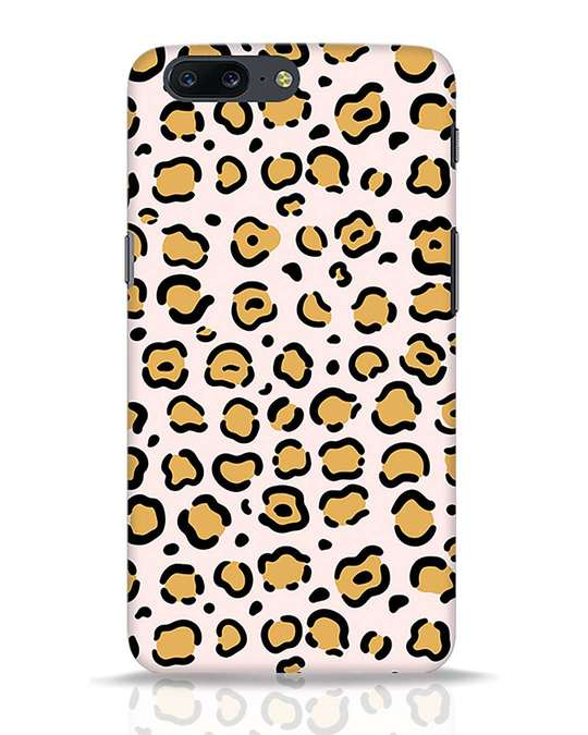 Shop Animal Pattern OnePlus 5 Mobile Cover-Front