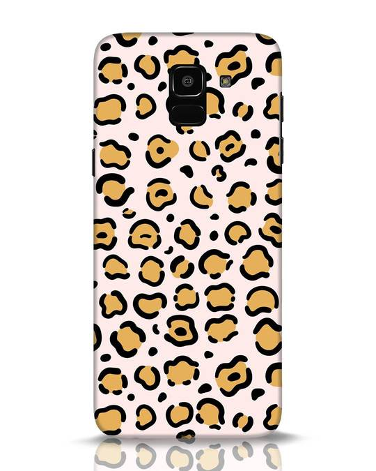 Shop Animal Pattern Samsung Galaxy J6 Mobile Cover-Front