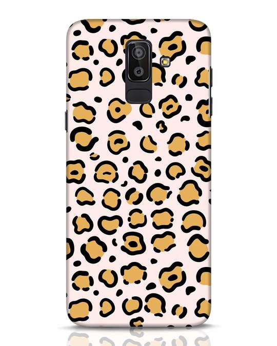 Shop Animal Pattern Samsung Galaxy J8 Mobile Cover-Front