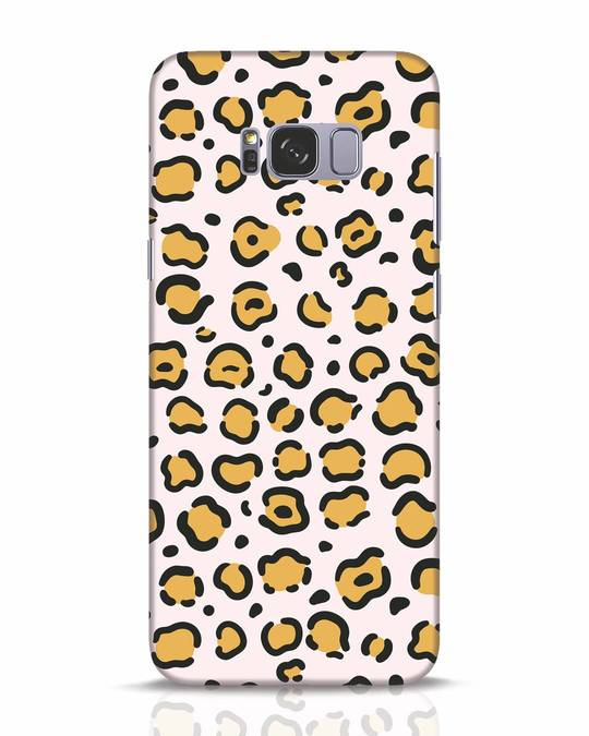 Shop Animal Pattern Samsung Galaxy S8 Plus Mobile Cover-Front