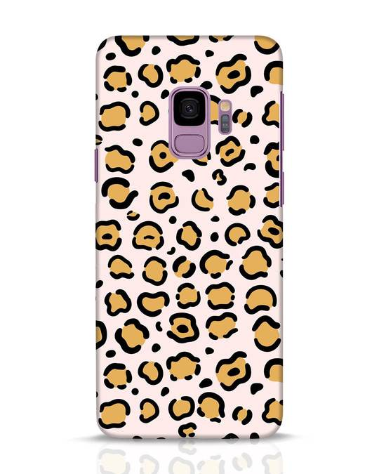 Shop Animal Pattern Samsung Galaxy S9 Mobile Cover-Front