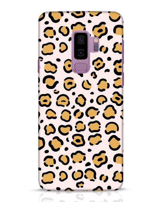 Shop Animal Pattern Samsung Galaxy S9 Plus Mobile Cover-Front