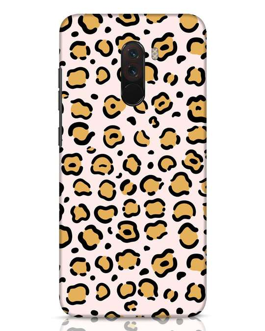 Shop Animal Pattern Xiaomi POCO F1 Mobile Cover-Front