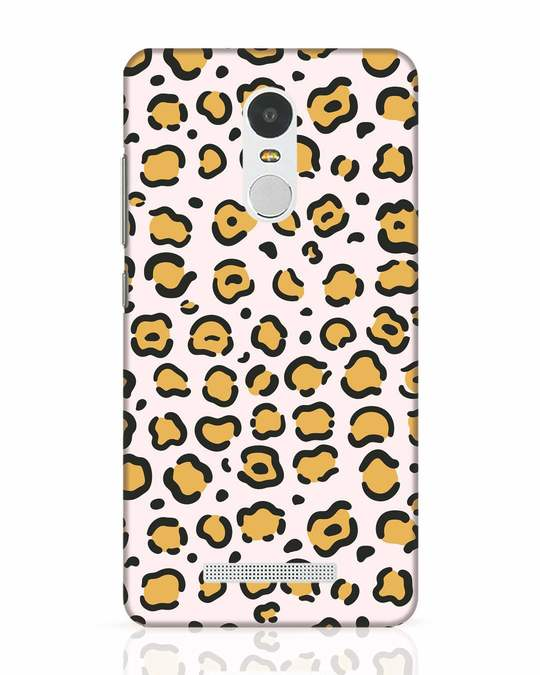 Shop Animal Pattern Xiaomi Redmi Note 3 Mobile Cover-Front