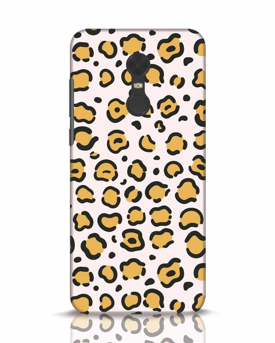 Shop Animal Pattern Xiaomi Redmi Note 5 Mobile Cover-Front