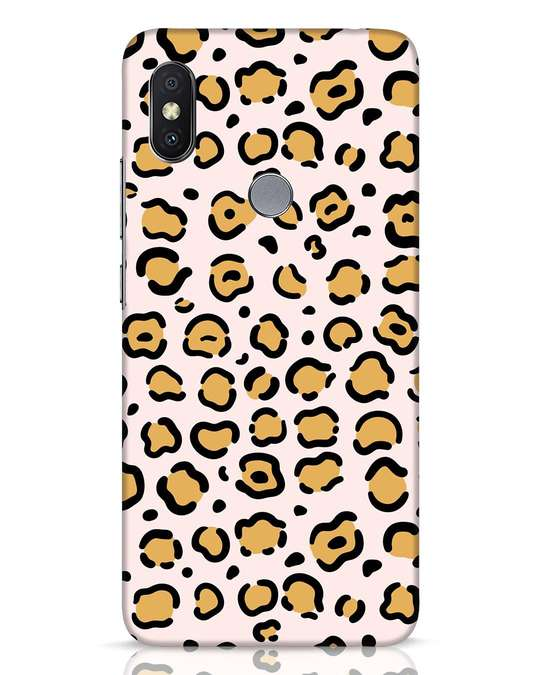 Shop Animal Pattern Xiaomi Redmi Y2 Mobile Cover-Front