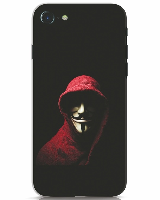 Shop Anonymask iPhone 7 Mobile Cover-Front