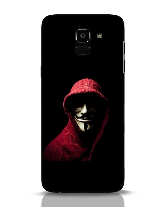 Shop Anonymask Samsung Galaxy J6 Mobile Cover-Front