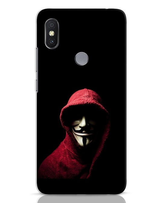 Shop Anonymask Xiaomi Redmi Y2 Mobile Cover-Front