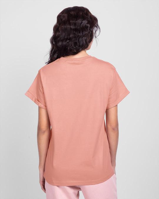 Shop Anonymous Faces Women's Printed Boyfriend T-Shirts-Design