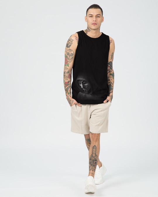 Shop Anonymous Hood Vest-Full