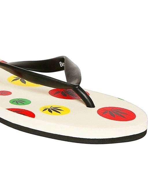Shop Aop Rasta Printed Men's Flip-Flops-Design