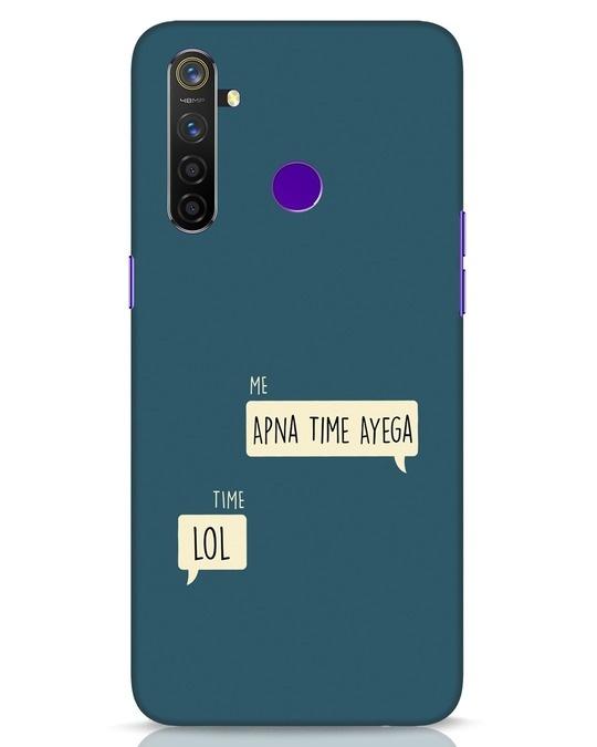Shop Apna Time Aayega Lol Realme 5 Pro Mobile Cover-Front