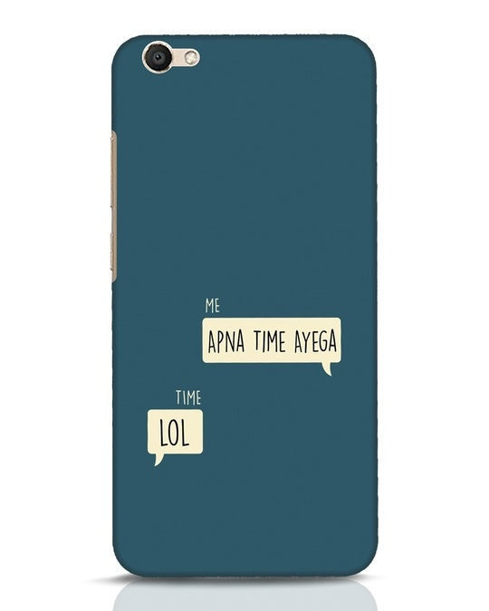 Shop Apna Time Aayega Lol Vivo V5 Mobile Cover-Front