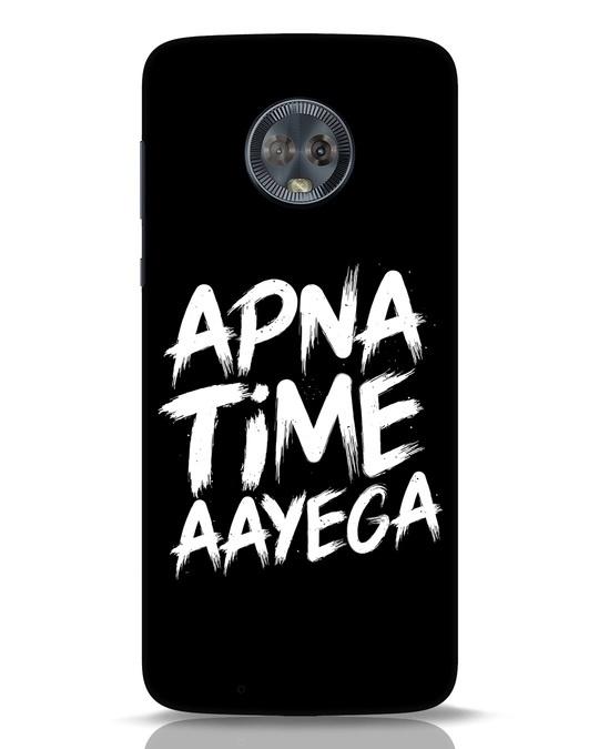 Shop Apna Time Moto G6 Mobile Cover-Front
