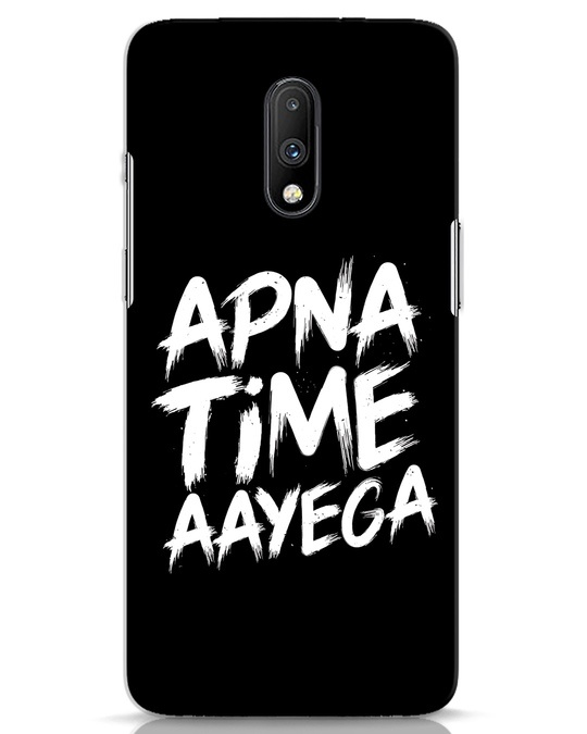 Shop Apna Time OnePlus 7 Mobile Cover-Front