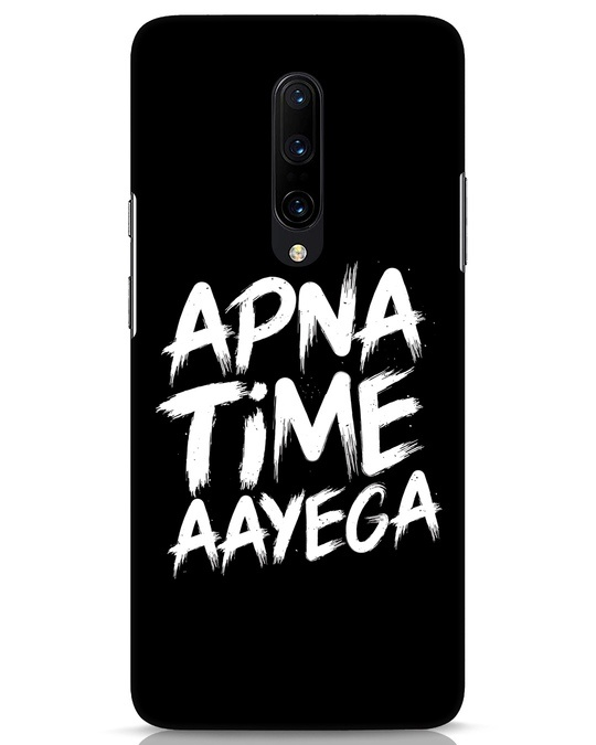Shop Apna Time OnePlus 7 Pro Mobile Cover-Front