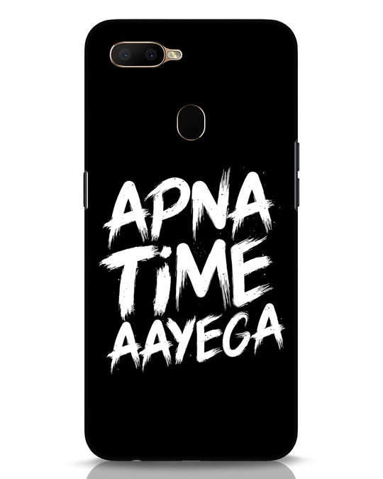 Shop Apna Time Oppo A5s Mobile Cover-Front