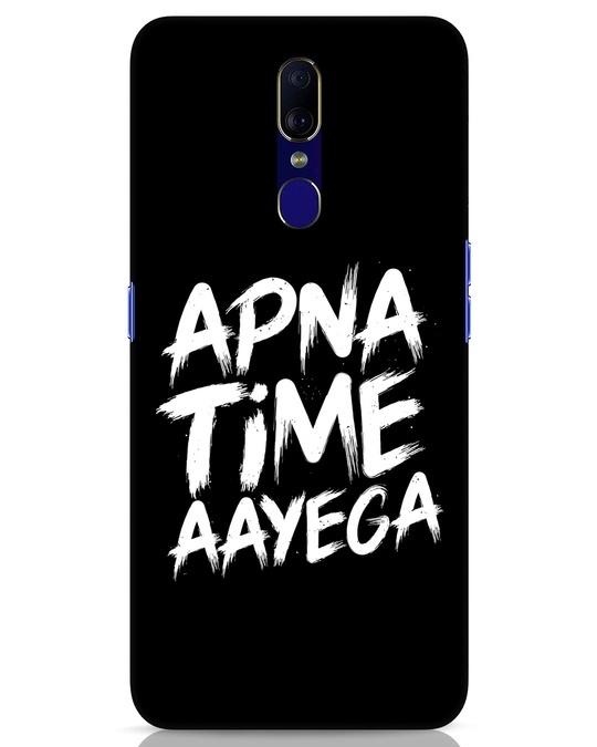 Shop Apna Time Oppo F11 Mobile Cover-Front