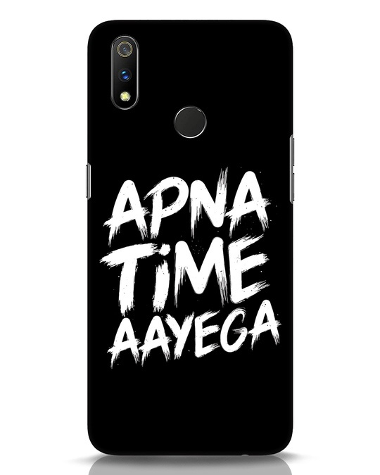 Shop Apna Time Realme 3 Pro Mobile Cover-Front