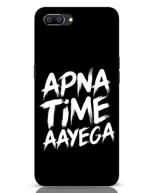 Shop Apna Time Realme C1 Mobile Cover-Front