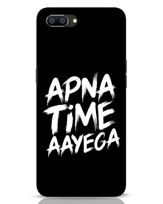 Shop Apna Time Realme C1 Mobile Cover-Front