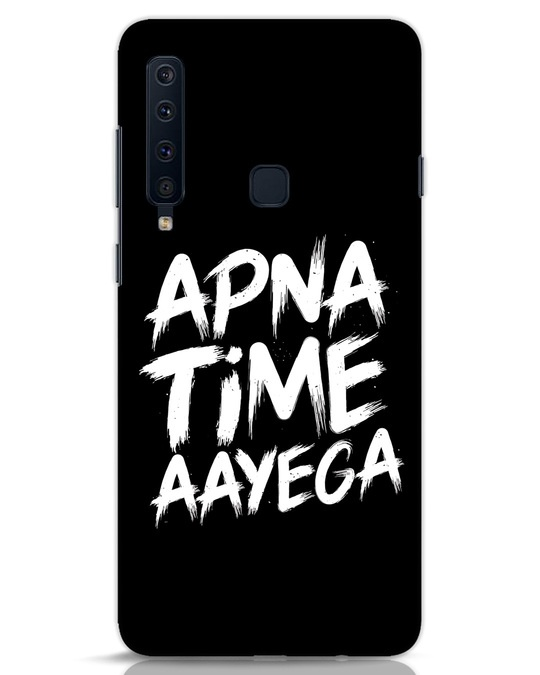 Shop Apna Time Samsung Galaxy A9 2018 Mobile Cover-Front