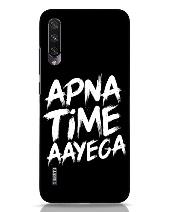 Shop Apna Time Xiaomi Mi A3 Mobile Cover-Front