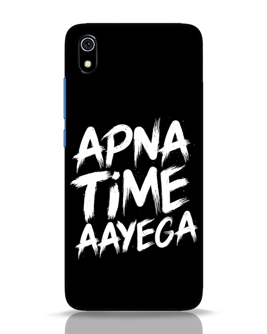 Shop Apna Time Xiaomi Redmi 7A Mobile Cover-Front